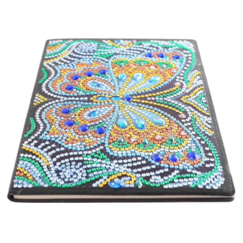 Big blue butterfly Note book / Sketch pad