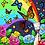 Thumbnail: Paint brush rainbow