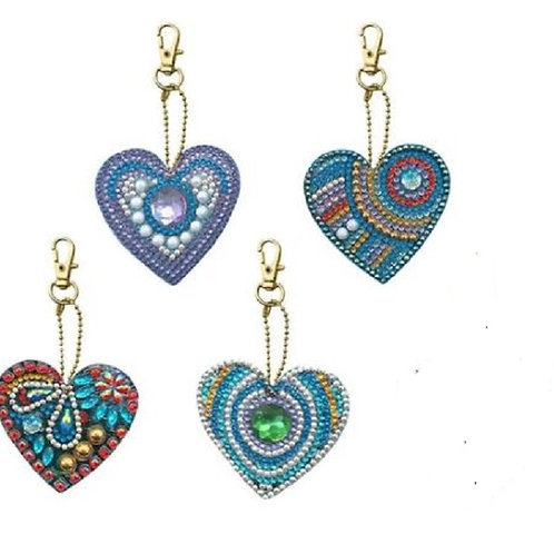Heart pack pack of 4