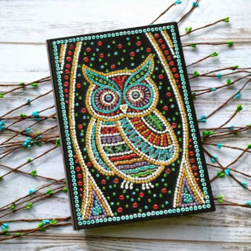 Owl notebook