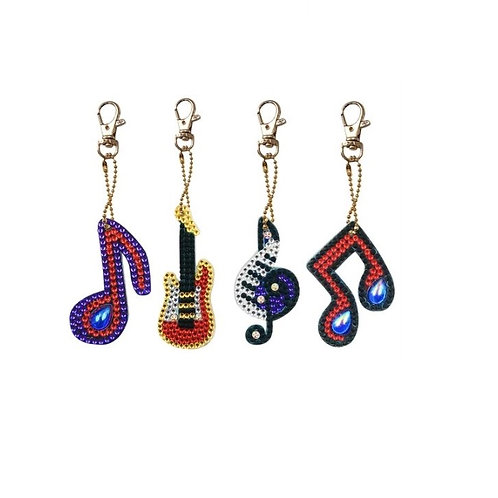 Music pack of 4