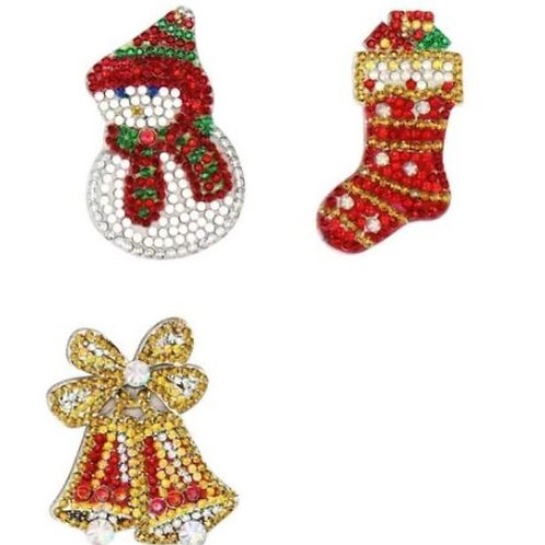 Christmas set pack of 3
