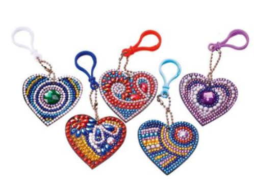 Heart pack pack of 5