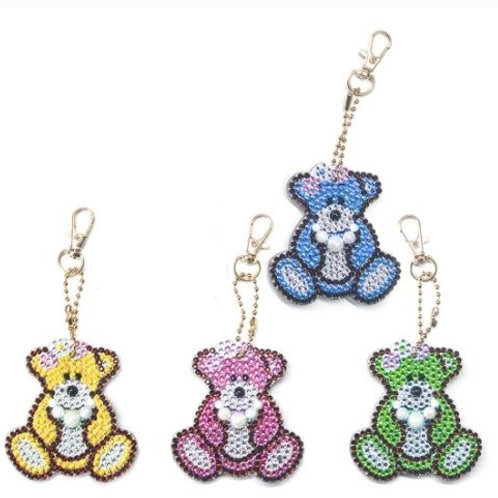 Teddy bear set of 4