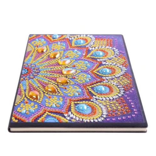 Mandala Multi-colour Note book / Sketch pad