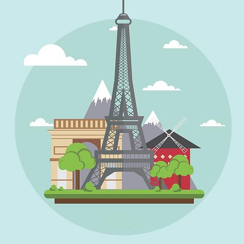 Paris - Travel collection