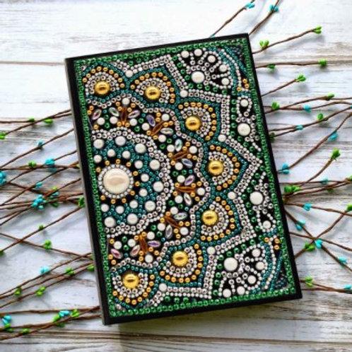 Flower Mandala notebook