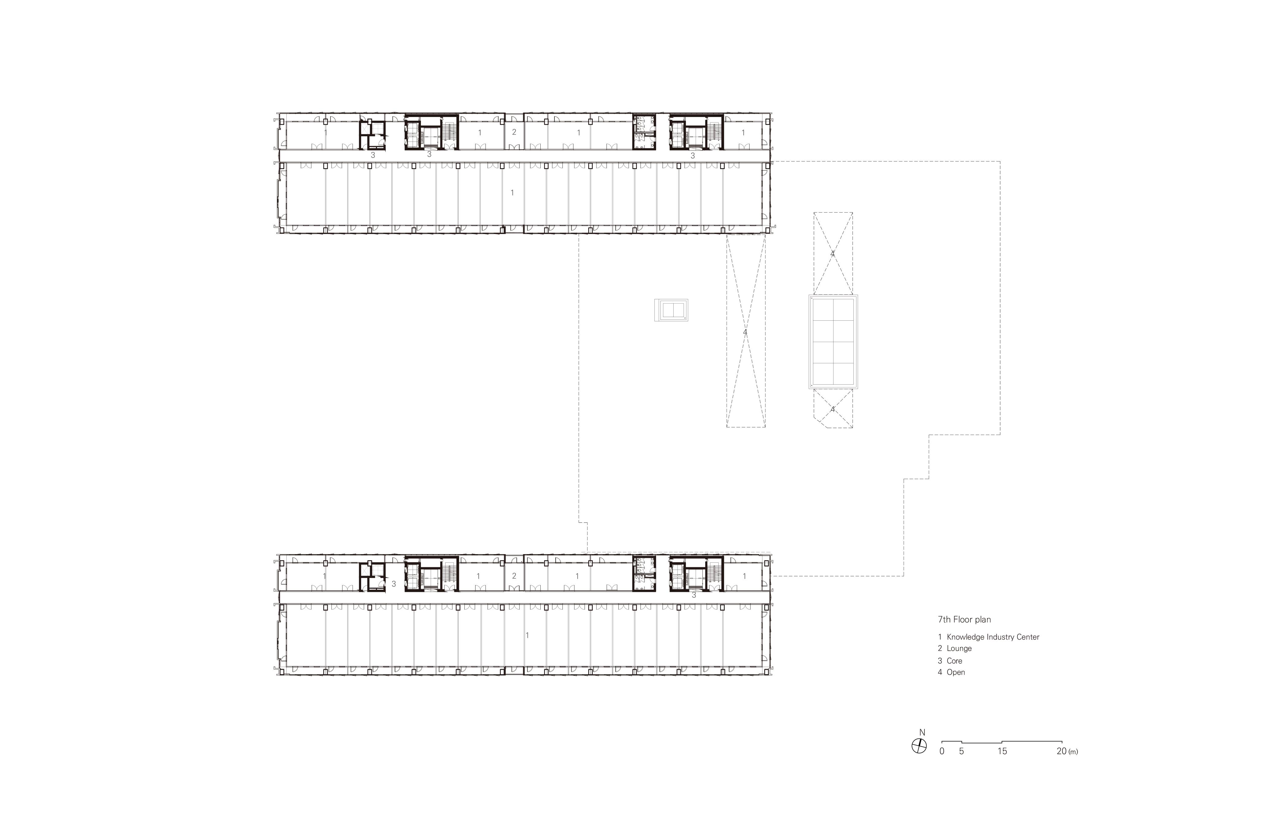 7F-평면도(기준층)