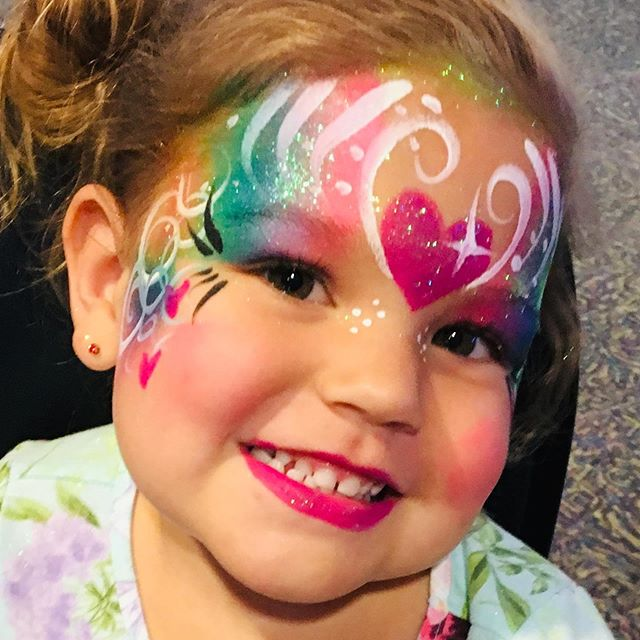 Madison Face paint