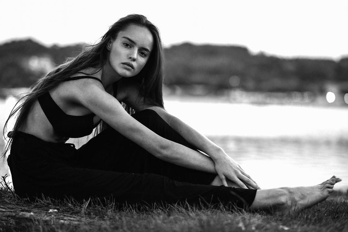 Modelio fototestas | Ivaizdine fotosesija | Asmenine fotosesija | Ecma modelis Kamile | Fotografas Edgaras Bajercius