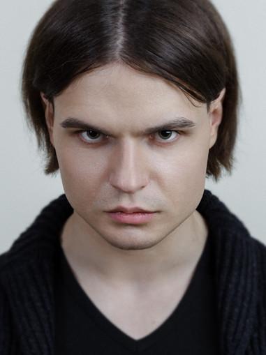 Aktoriniai headshotai Bajercius Photogra