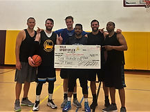 2018 Spring Mens League Champs Team Gray