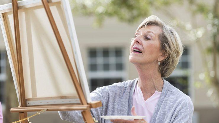 Senior Fine Arts Classes