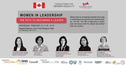 CO-BRAND THE WOMEN IN LEADERSHIP