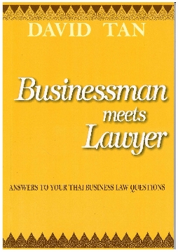 Businessman Meets Lawyer