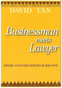 Businessman Meets Lawyer