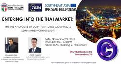 Entering into the Thai Market: the i
