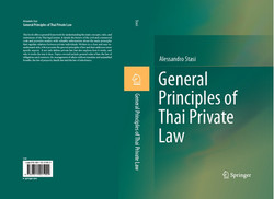 Principles of Thai Private Law
