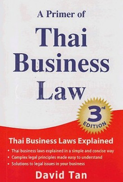 A Primer of Thai Business Law
