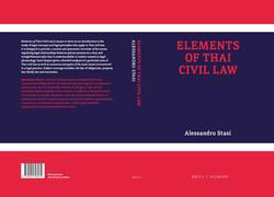 Elements of Thai Civil Law