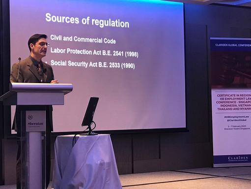 EMPLOYMENT LAW IN THAILAND
