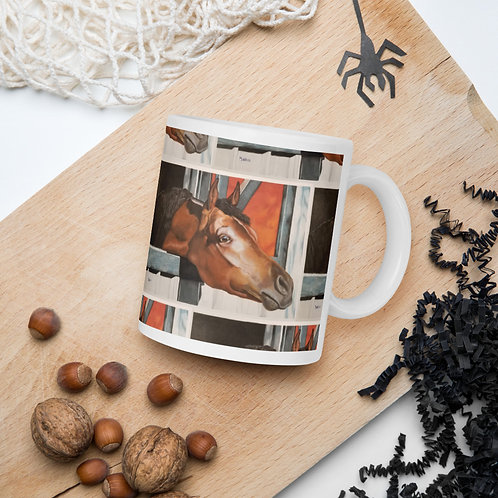 Mug: Got Carrots Pattern