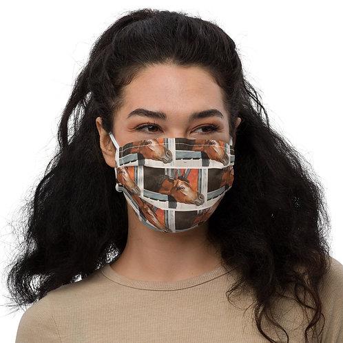 Face mask: Got Carrots?