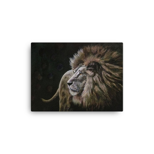 Canvas Print: Pride Lord