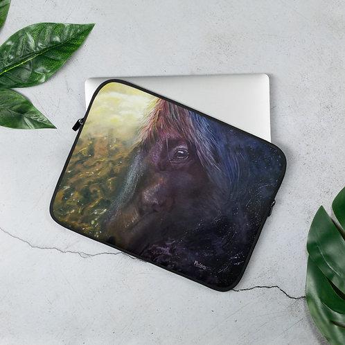 Laptop Sleeve: Horse Nebula