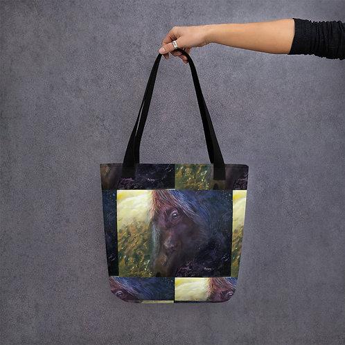 Tote bag: Horse Nebula