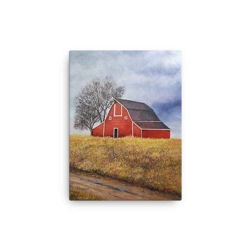 Canvas Print: After the Rain