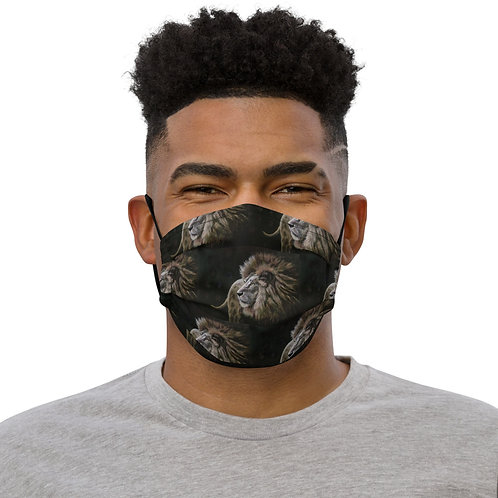 Face mask: Pride Lord pattern
