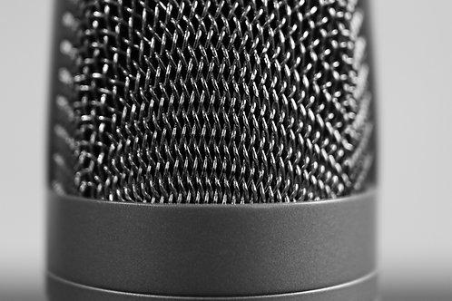 Music Masterclass - Vocals