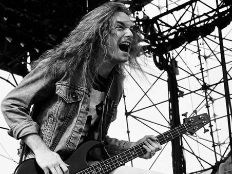 Cliff Burton e sua trajetória pelo Metallica