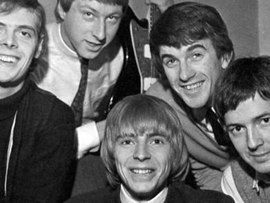 Blues branco - The Yardbirds com Eric Clapton, Jeff Beck e Jimmy Page