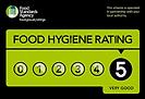 5* Food Hygiene Certificate