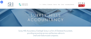 Surrey Hills Accountants Based in Cranleigh Surrey Is A Xero Accounting Partner Firm Of Certified Advisors. We Offer BookKeeping, Payroll, Forensic & Corporate