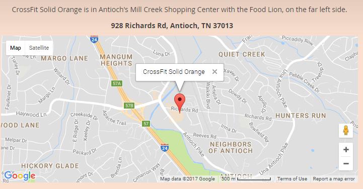 Crossfit Gym Antioch Nashville