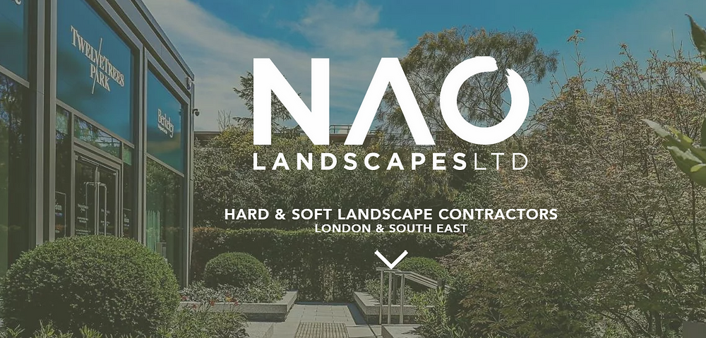 NAO Landscapes | Commercial & Residential Hard & Soft Landscaping Services Include Roof gardens, Resin, Water features, Paving In London Surrey Kent