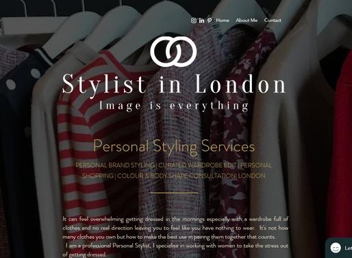 Personal Brand Stylist, Stylist in London Personal Shopping London