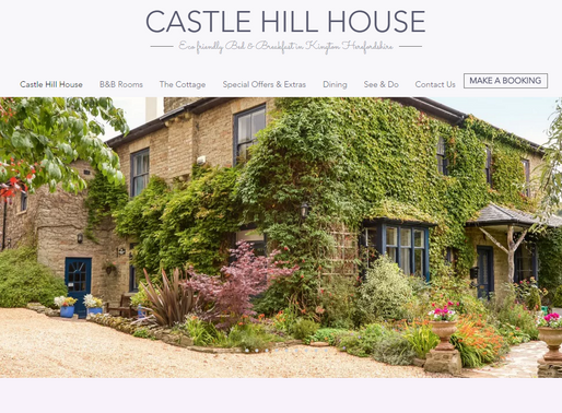 Bed and Breakfast Kington Herefordshire