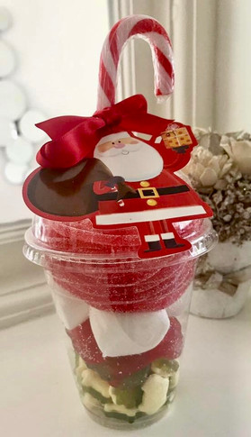 Santa Sweetie Shakes