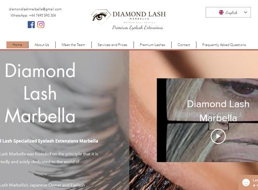 Diamond Lash Eyelash Extensions Marbella Spain