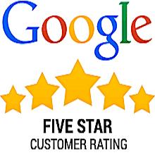 Frontlineweb Website Designers & SEO Lowestoft have 5* Google Reviews