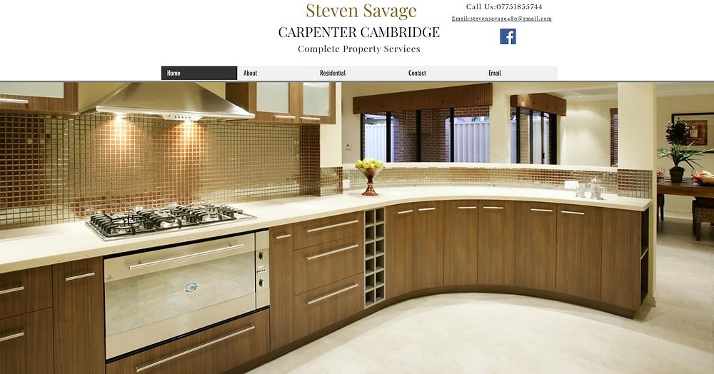 Carpenter in Cambridge, Kitchen & Bathroom Fitting, Door Hanging, Skirting & Architraves, Laminate & Hardwood Floor Laying