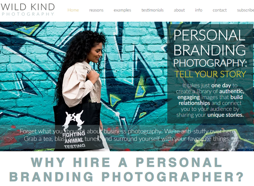 Liverpool Personal Branding Photographer Story Sessions Photography