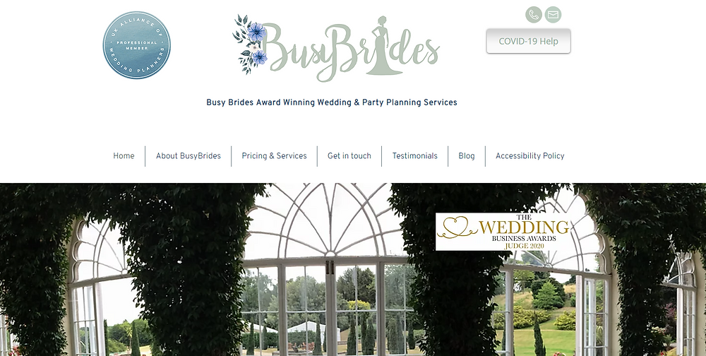 Busy Brides Award Winning Wedding & Party Planning Services