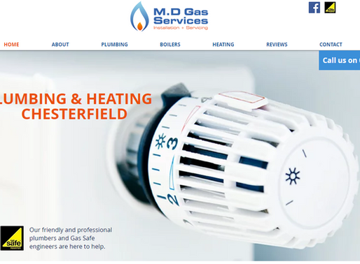 Plumbers & Heating Engineers Chesterfield MD Gas Services