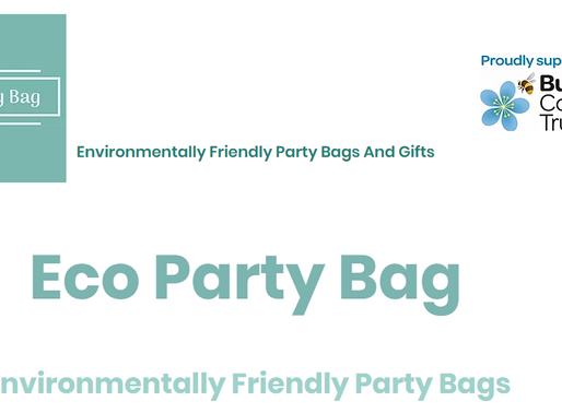 Eco-friendly Children's Plastic Free Party Bags & Gifts UK