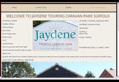 JAYDENE #TOURING CARAVAN PARK #SUFFOLK JAYDENE TOURING CARAVAN PARK SUFFOLK. WEBSITE DESIGN & MARKETING FRONTLINEWEB SUFFOLK. Go to link